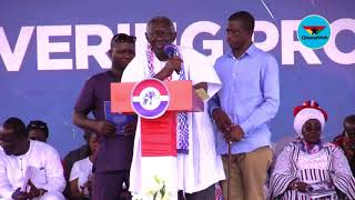 Kufuor's full speech at NPP Delegates Conference