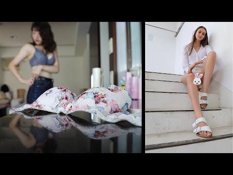 外國女生在台灣買內在美的辛酸】太大和太長都是負擔