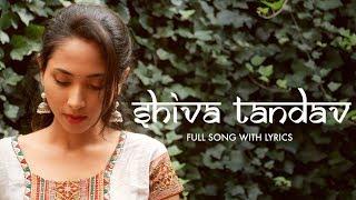 Shiva Tandava Stotram Very Powerful Full Song With Lyrics By Suprabha Kv