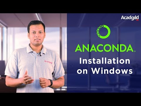 How to Install Anaconda Python on Windows | How to Install Anaconda on Windows