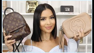 Top 5 Designer Faves Worth The Money + GUCCI GIVEAWAY