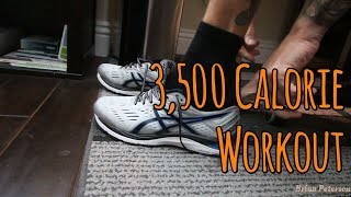 3,500 calorie workout = 1 POUND LOST