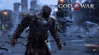 God of War - Кратос и Атрей против Королевы Валькирий