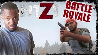 I WASN'T EXPECTING THAT!! - H1Z1 Battle Royale Gameplay