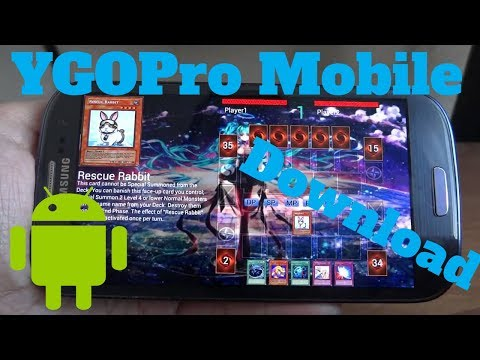 How to Download YGOPro for Android with Links (SOLUTION FOUND! CHECK