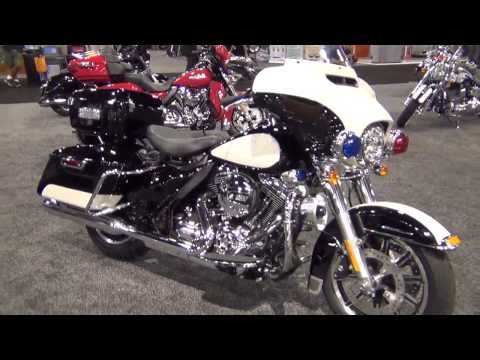 California Highway Patrol Ditches Bmws Gets New Harley