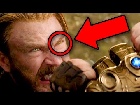 INFINITY WAR Trailer Breakdown - Easter Eggs & Details You Missed