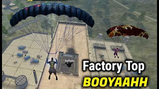 Factory Top Challenge Turn into BOOYAH !! Garena Free Fire - Desi Gamers