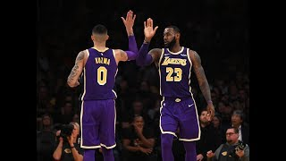 Why Kyle Kuzma is a PERFECT fit with LeBron James