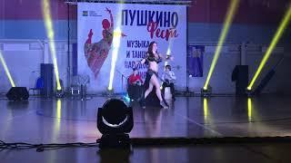 Выступление Елены Матвеевой (Школа Танца ДЖАЙРАН) с MAGNA Project