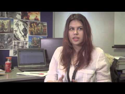 Studentship case study - Alia