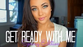 Get Ready With Me! Spring Edition ♡