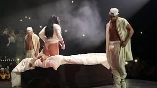 Demi Lovato Lonely- Kehlani Surprise Live 4/2/18 HD Front Row