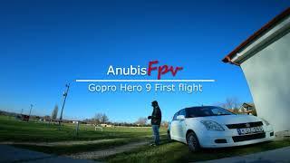 Gopro Hero 9 Black First sunny day Fpv