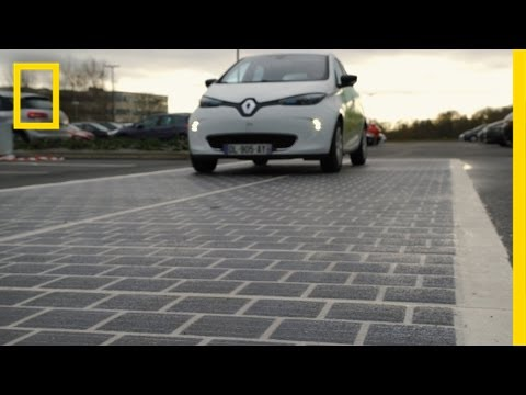 Solar Roads: Can Streets Become Giant Solar Panels?