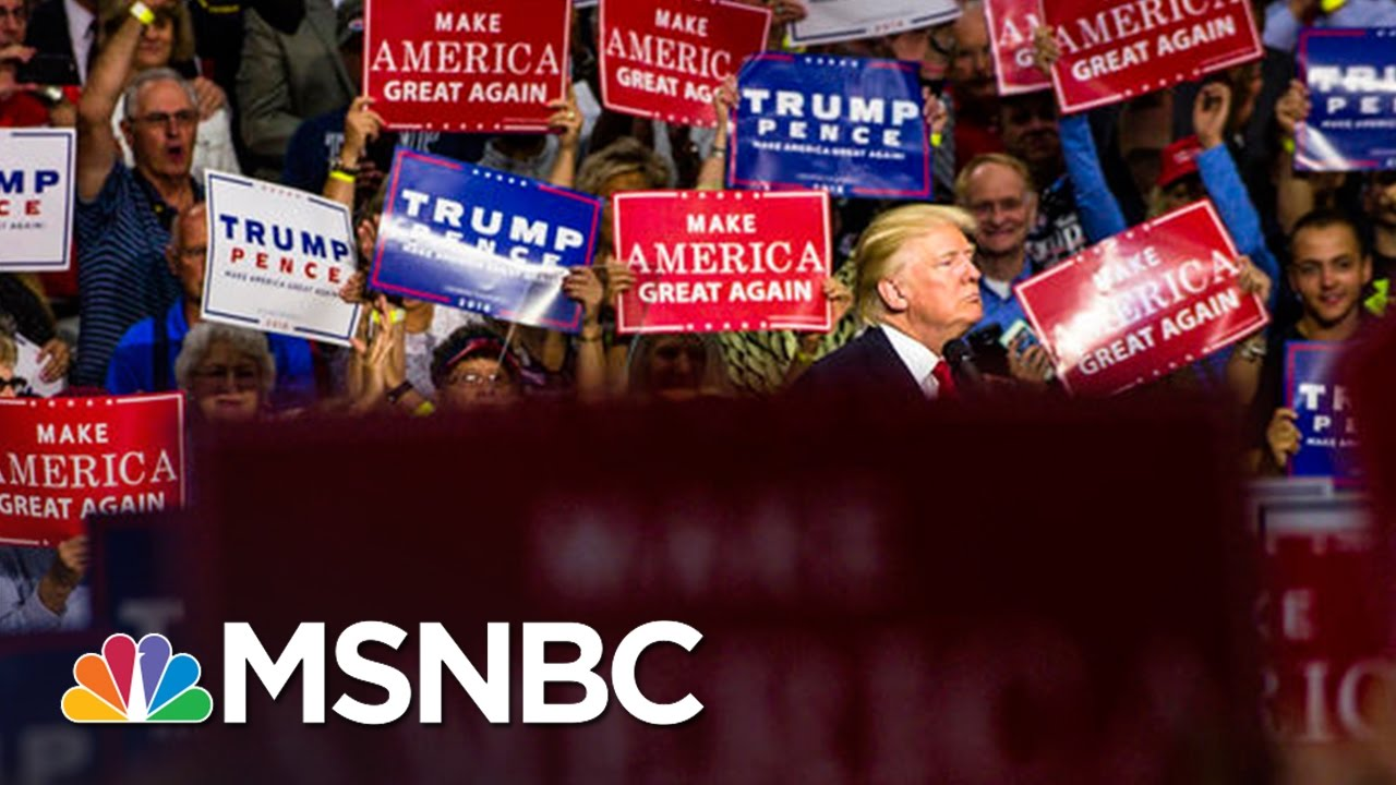 Gender Gap Haunts Donald Trump | MSNBC thumbnail