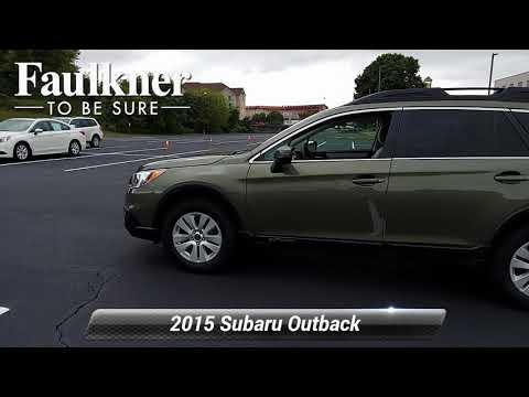 Used 2015 Subaru Outback 2.5i Premium, Harrisburg, PA F3299836