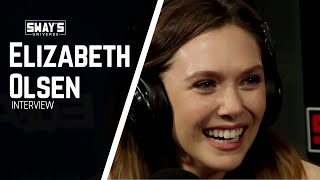 Elizabeth Olsen Talks New Dark Comedy 'Sorry For Your Loss'