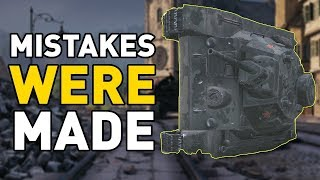 World of Tanks || MISTAKES WERE MADE!
