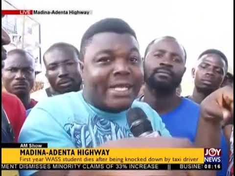 Adenta Residents Promise Bigger Demo