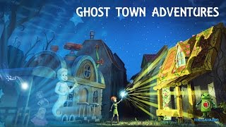 Ghost Town Adventures (iOS/Android) Gameplay HD