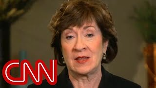 Collins 'surprised' by Kavanaugh accusation
