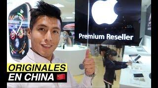 Iphone y samsung originales en China? Donde y como importarlos?