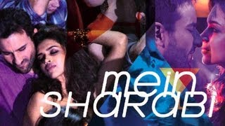 Mein Sharabi (Lyrical Full Song) | Cocktail | deepika