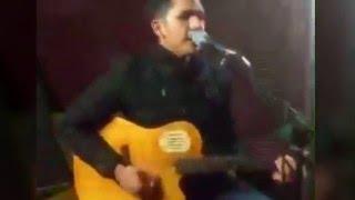 """Alta Consigna """"Aaron Gil""""   Te Vi Venir (Ensayos En Directo FB 2016)"""