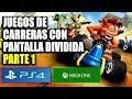 Juegos De Carreras Con Multijugador Local Ps4 Y Xbox On