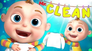 TooToo Boy - Mr Clean Episode | Cartoon Animation For Children | Videogyan Kids Shows