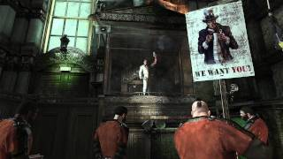 Batman: Arkham City video