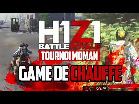 Z1 Battle Royale : Game de chauffe (Tournoi MoMaN)