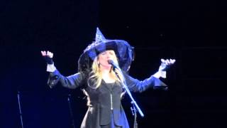 Stevie Nicks speech about Christine McVie - 10/31/2014