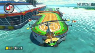 Sunshine Airport - 1:55.907 - NvK◇ダ (Mario Kart 8 World Record)