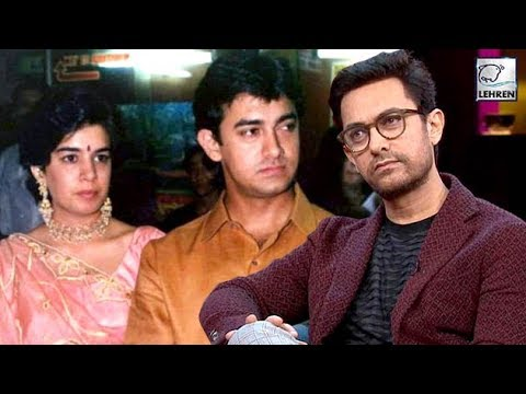Aamir Khan Opens Up About His Divorce With Ex-Wife