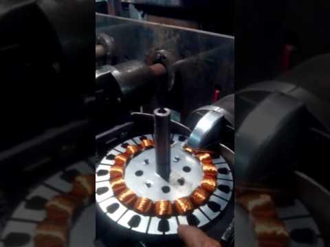 quy trình sản xuất quạt trần 2