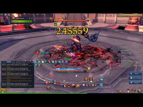 Blade and Soul] Warden Parse - Moyun (Lightning) - смотреть