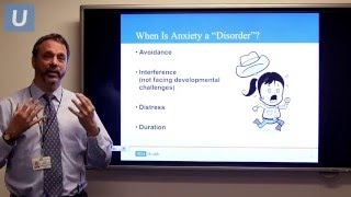 Recognizing and Treating Problematic Fear & Anxiety in Children | John Piacentini, PhD | UCLAMDChat