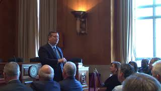 Sen. Cruz Delivers Remarks to the Texas Municipal League - March 13, 2018