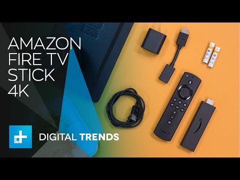 Amazon Fire TV Stick 4k - Hands On Review