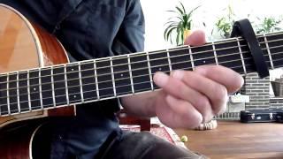 Gitaarles - Jelly roll - Joe Bonamassa - John Martyn