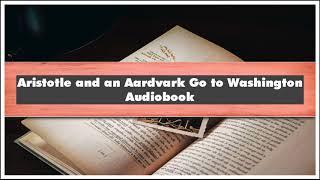 Thomas Cathcart Daniel Klein Aristotle and an Aardvark Go to Washington Audiobook