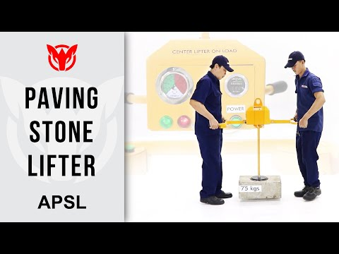 Paving Stone Lifter APSL