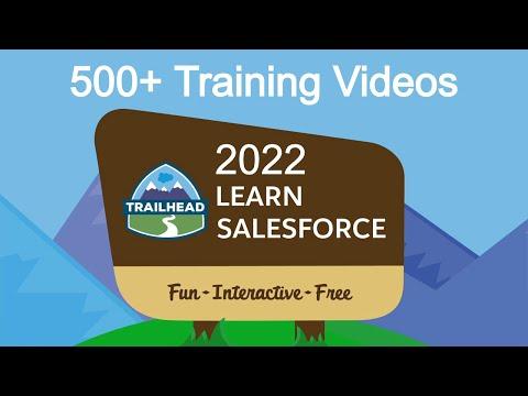 Salesforce Admin Certification - Service Cloud Analytics - YouTube