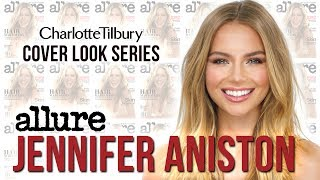 Darlings follow Charlottes NEW Cover Look tutorial to recreate Jennifer Anistons glowing