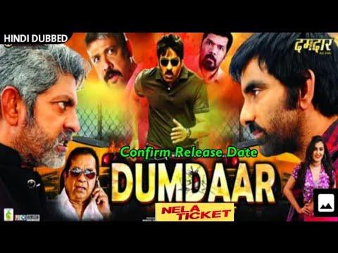 Nela Ticket Hindi Dubbed Movie 2019 | Hindi Information | Ravi Teja, Malavika Sharma, Jagapati Babu|