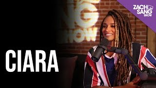 "Ciara Talks ""Beauty Marks"", Russell Wilson & Goodies"