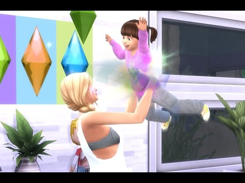 ENDLICH KLEINKINDER #87 DIE SIMS 4 - 100 BABY CHALLENGE - Let's Play The Sims 4