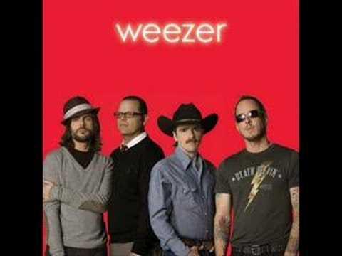 Cold Dark World - Weezer